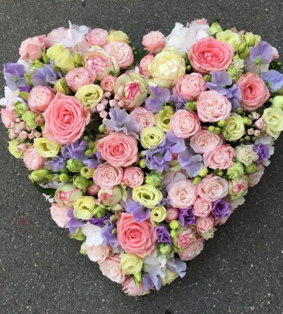 Blumenherz bestellen
