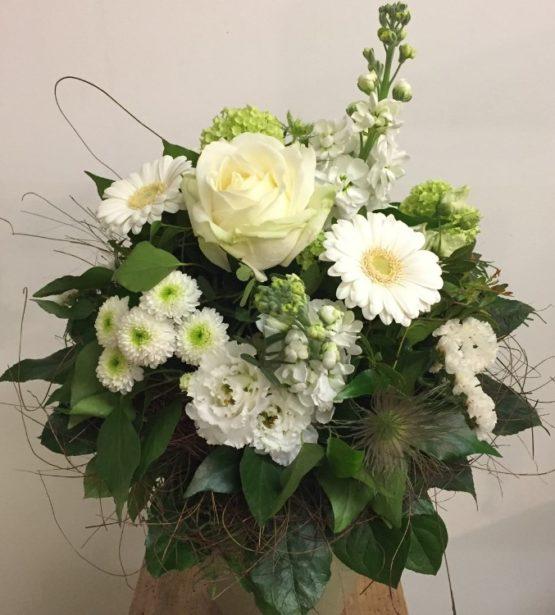 Blumenstrauss weiss bestellen