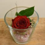 glas-rot-rose